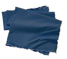 1Cotton & bamboo sun protective large drape 40 Inches x 30 Inches or 102 cm x 76cm