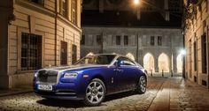 Rolls-Royce Wraith, the definition of luxury