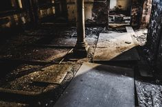 Inside The Abandoned Old Post Office - Features - Johannesburg Live