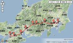 リニア新幹線 - Google Japanese-Maglev-train(under-construction)検索