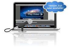 ScreenFlow - 가장 강력해 보이는 Mac용 화면 영상 캡쳐 프로그램