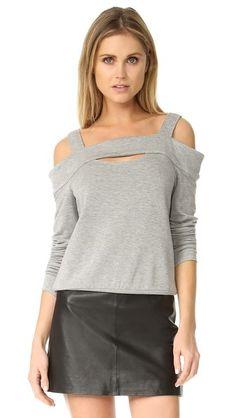 BAILEY44 Ground Swell Sweatshirt. #bailey44 #cloth #dress #top #shirt #sweater #skirt #beachwear #activewear