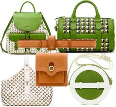 Tory Burch Shoes and Handbags Spring/Summer 2014  #bags