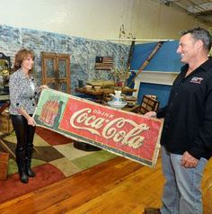 Our client, Catawba River Antique Mall received some great publicity! Belmont textile mill transformed into regional antique mall | CharlotteObserver.com