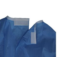 Surgical gown reinforced is a long loose piece of coats worn by surgeons during hospital surgery, ultra fabric used in the reinforced impermeable sleeves and chest area Army Clothes, Apd, Medical Uniforms, Piece Of Clothing, Different Fabrics, Woven Fabric, Gowns, Coat, Sleeves