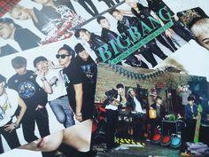 [BIGBANG] Bigbang Photo Poster 10pcs Size of A4 Paper K-POP Kpop Idol Star Coods