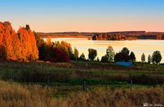 Juntusranta, Suomussalmi Endless Night, I Want To Travel, Peace Of Mind, To Go, Photograph, Earth, Autumn, Memories, Landscape