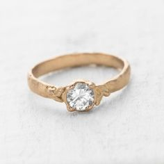Rose gold diamond ring  | engagement | | wedding | | ring | | rings | | engagement rings | | wedding rings | | engagement ring ideas | | boho bride | | roughluxe jewelry | #engagement #wedding #ring #rings #engagementrings #weddingrings #engagementringideas #bohobride #roughluxejewelry   http://www.roughluxejewelry.com