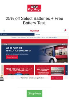 Best deals and coupons for Pep Boys Tools Animals Pet Supplies B2B Work Safety Clothing Apparel Accessories Consumer Electronics Smart Home Devices Hardware Health Beauty Health Care Household Home Decor Lighting Yard Garden Lawn Garden Outdoor Living Vehicles Parts Safety Clothing, Clothing Apparel, New Trailers, Movie Trailers, Pep Boys, Oil Change, Discount Coupons, New Movies, Outdoor Gardens