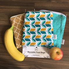 NEW Summer Floral Coordinating 3 Pack Reusable Washable Lined Zippered Food Bag Sandwich Size by PurcellSewingCo on Etsy Reusable Bags, Easter Baskets, Fruits And Veggies, Safe Food, Dishwasher, Purses And Bags, Sandwiches, Lunch Box, Banana