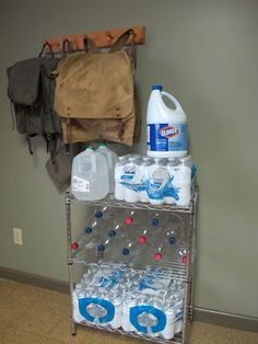 Hydration for the Apocalypse: How to Store Water for Long-Term Emergencies