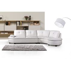 You'll love the Cosmo Sectional at Wayfair - Great Deals on all  products with Free Shipping on most stuff, even the big stuff.
