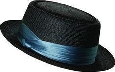1950s Mens Reproduction Porkpie Hat  http://www.vintagedancer.com/1950s/1950s-mens-clothing/