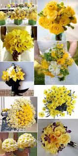 yellow and white wedding flowers - Google Search