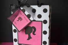 Party favor bags Great for Barbie theme parties by SandysCandyBags