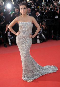 Eva Longoria Photos: On Tour - Premiere:63rd Cannes Film Festival