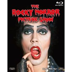 Rocky Horror.  Strangest most fantastic movie I've ever seen.  And you know I sing the whole time.