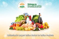 Online Grocery Store in Switzerland, Buy all our products online and cheaper than market.  Visit, www.desimarkt.ch