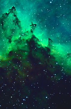 heart nebula-I want this as a watercolor sleeve.