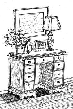 Cover desk A