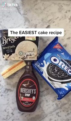 Easy Baking Recipes, Easy Cake Recipes, Sweet Recipes, Cooking Recipes, Fun Desserts, Dessert Recipes, Tasty Videos, Starbucks Recipes, Food Cravings