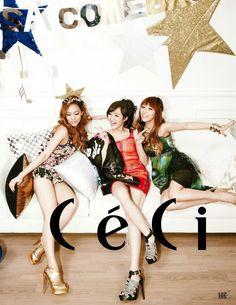 Miss A - Ceci Magazine October Issue Kpop Fashion, Fashion Shoot, Korean Fashion, Kpop Girl Groups, Kpop Girls, Miss A Suzy, Korean Artist, Lady And Gentlemen, Vintage Hairstyles