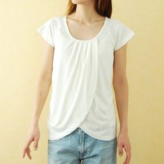 pearls-ar   Rakuten Global Market: Gathered drape in the front for feeding pullover Tee (breastfeeding clothes t-shirt breastfeeding clothes one piece breastfeeding clothes inner breastfeeding clothes tops)