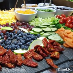 #DineLR The secret is out - Green Leaf Grill offers all sorts of possibilities at lunch. I love to build my own salads here. They don't look at me funny when I want mandarin orange slices and sundried tomatoes together. #greenleafgrill #saladbar #arkansasfood  Little Rock Restaurant Month special this week only: $10 Beach Stone Grilled Or Hearth Baked Gyros W/Fresh Veggies & Hummus & Bottled Water (Traditional Chicken Or Pork)