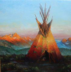 """""""Highground Sundown"""" -- by Colt Idol"""
