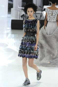 Chanel Couture wiosna 2014