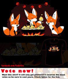 Woot Shirt - Bok Bok Party Wok by *fablefire on deviantART
