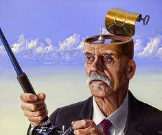 MEGUSTAMUCHO 1 ARTE, ARTISTAS, ARTESANÍA Y FOTOGRAFÍA: SURREALISMO - OLE FICK