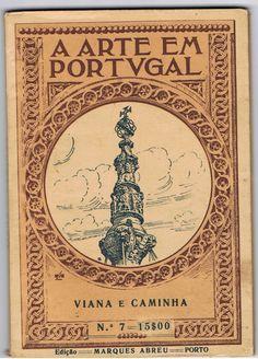 A Arte em Portugal (Viana e Caminha) | VITALIVROS