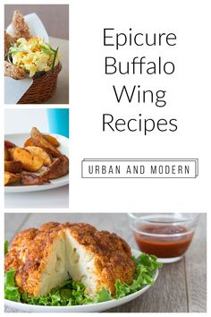 Buffalo Cauliflower, Roasted Cauliflower, Roasted Chicken, Buffalo Chicken Fingers, Buffalo Wings, Epicure Recipes, Cooking With Essential Oils, Wing Recipes, Healthy Alternatives