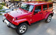 5 Reasons to Buy a #Jeep Wrangler Unlimited