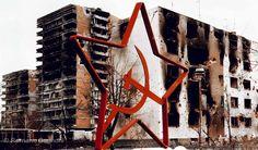 """©Romano Cagnoni """"The fall of Communism, Ex-Yugoslavia, Borovo, 1991"""""""