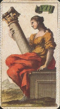 The Tower ❤️Minchiate Etruria Tarot deck ❤️ virtual-fortune-teller.com❤️Quarrels, disruption, upheavals, catastrophe, Divine intervention, stroke of fate, reversal of fortune, destruction of old structures and ways, misfortune, accident, humiliation, sudden change, upheaval, pride, liberation.