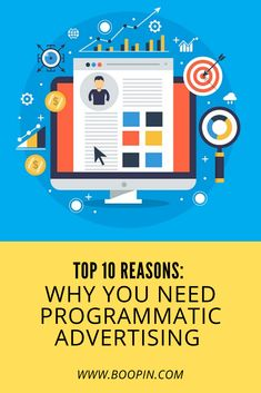 Programmatic advertising is a future of digital marketing. It is good for your business to incorporate programmatic advertising agencies in . Mobile Video, Advertising Agency, Business Management, Growing Your Business, Dubai, Digital Marketing, Learning, Amazing, Studying