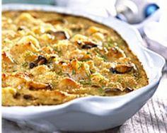 Gratin de fruits de mer (facile, rapide) - Une recette CuisineAZ