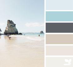 Blue succulent wedding design seeds Ideas for 2019 Coastal Color Palettes, Coastal Colors, Design Seeds, Vacation Images, Blue Succulents, Living Colors, Pallet Painting, Neutral Colour Palette, Color Of Life