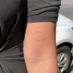 Small Tattoos sells temporary tattoos designed by professional artists and designers. Our temporary tattoos are safe and non-toxic. Sunrise Tattoo, Sunset Tattoos, Single Needle Tattoo, Single Line Tattoo, Light Tattoo, Sea Tattoo, Dainty Tattoos, Small Tattoos, Mini Tattoos