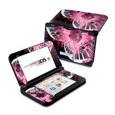 Nintendo 3DS XL Skin - Disco Fly by Elena Andreeva | DecalGirl