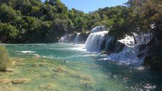 Krka lakes, croatia