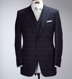 3 Piece Bespoke Suits - Henry Poole & Company