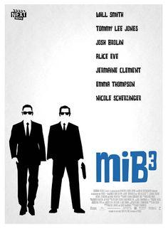 2012 Blockbusters as Indies: Men In Black 3 by Red Jalopy