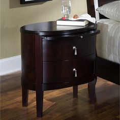You'll love the Harbour 2 Drawer Nightstand at Wayfair.ca - Great Deals on all Furniture  products with Free Shipping on most stuff, even the big stuff.