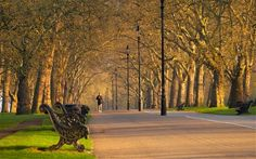 Hyde Park - A guide to London's biggest parks and green spaces, including information on   summer events and activities.
