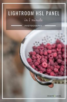 Lightroom Tips in HSL Panel - Healthy Laura Rustic Food Photography, Food Photography Styling, Food Styling, Photography Hacks, Styling Tips, Photography Backdrops, Creative Food Art, Intuitive Eating, Food Presentation