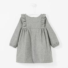 10fce8256c2 Robe bébé fille - Jacadi. Vêtements FillesBébé HiverPetite FillePatrons  Couture EnfantFlanelleRobe BébéTissuFille ...