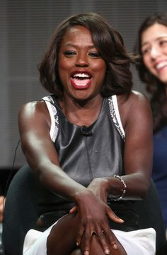 Viola Davis on the 2014 Summer TCA Tour